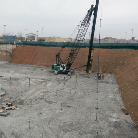 Pile Foundations - Micropiles