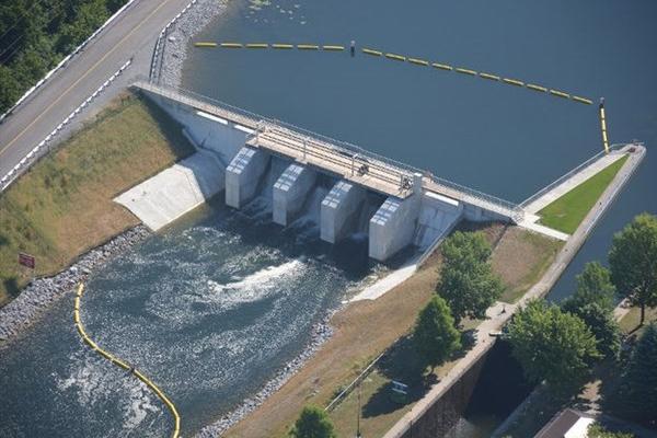 Bolsover Dam