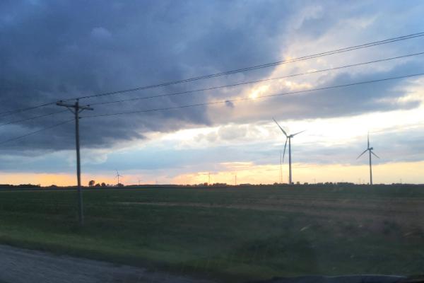 Chatham Windfarm